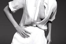 White Shirt.