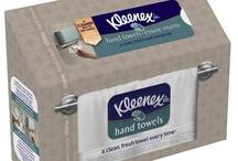 Kleenex Hand Towels, 60 Count (Pack of 6) by Kleenex,