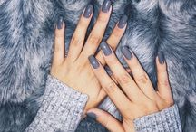 Winter nail colors