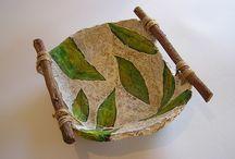 pottery bakkie