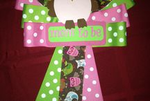 Baby Shower Ideas / Whooo's having a baby??? / by Kynia Hill