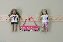 Doll organizing ideas