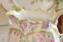 So Pretty... China & Porcelain