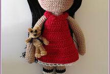 "Crochet ""Amigurumi"""