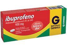 Remédio: Ibuprofeno