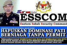 ESSCOM SABAH / All about  Eastern Sabah Security Command Portal