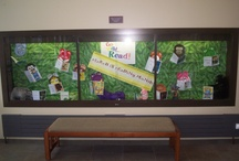 Ideas for Library Displays / Displays and bulletin boards created at the Tamarack District Library along with some that we hope to use.