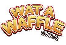 Wat A Waffle E-Juice
