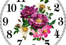 Часы,циферблаты