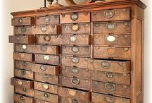 Vintage Storage Solutions / From Vintage Unscripted