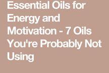 Motivation oil