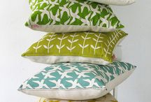 Pillows and Cushions / Pillows and Cushions / by Inspired Living