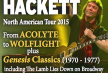 STEVE HACKETT / North American Tour 2015From ACOLYTE to WOLFLIGHT plusGenesisClassics (1970-1977)Including The Lamb Lies Down on Broadway, Cinema Show & more…http://www.thenewtontheatre.com/event/da60fba4601d65f50af7e021624176c2