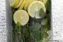 Szörp,Limonádé