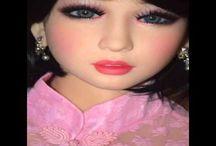 165cm silicone sex doll