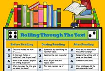 Reading in the FCS Classroom / This board contains books that can be used to incorporate reading strategies into the classroom.