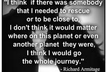 Richard Armitage's quotes