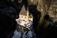 Trentino Alto Adige aerial photography
