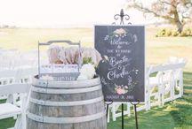 Signs wedding