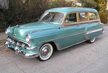 1954 Chevrolet Bel Air Townsman Station Wagon