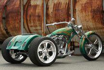 Motos y trikes