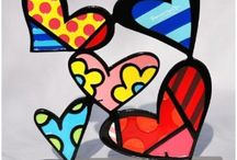 Painéis Romero Britto
