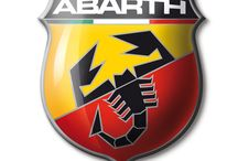 Abarth / Abarth is a racing car maker founded by Carlo Abarth Turin in 1949. Its logo comprises of a shield which depicts a stylized scorpion on a red and yellow background. Carlo Abarth began his well-known association with Fiat in 1952, building the Abarth 1500 Biposto upon Fiat mechanicals.