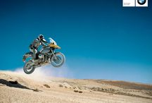 Adventure Bike Flight / Adventure Motorcycles jumping.  Big Adventure Bikes show they can fly too.