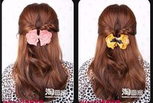 Korean(Asian) Hairstyles <3