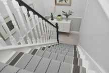 Off The Loom Stair Runner | Whalton 3 - Installation 2