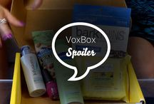 Sunshine Vox Box / Influenster Sunshine box products!  / by Whitney Bennett