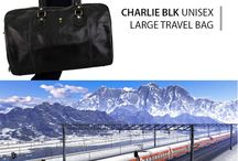 "Marla Fiji -  Unisex black travel bag  - Italian leather bag / Going away soon on a short trip .. just landed from Italy .... Charlie unisex black Italian leather travel bag super strong .... will last you a life time . Get the Look!! www.marlafiji.com ""FREE SHIPPING WITHIN AUSTRALIA""!! #marlafiji #TopModel #Italianleatherhandbags"