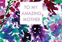 Mother's Day Cards on Paperwoven / Celebrating Moms!