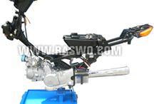 Trainer Sepeda Motor Honda Supra / Trainer Sepeda Motor Honda Supra