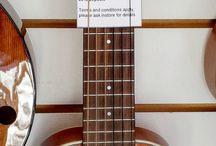 Aria Guitalele / Hybrid Ukulele and Guitar called 'Guitilele'