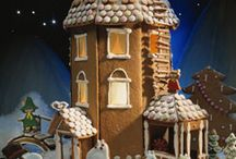 Piparkakkutalo gingerbread house