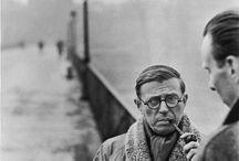 PORTRAITS:Artistes, philosophes,  écrivains, poètes, photographes, politiques...