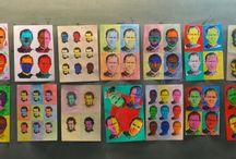 Art projekt- pop- art
