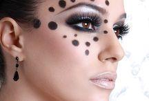 Cool makeup  / by Sara Driedger