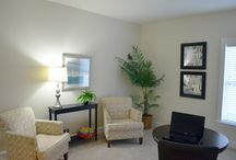 Insight Homes George model at Summercrest / Our new model of one of our smaller floor plans, the George!