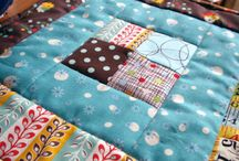 Learning to Quilt / by Karin Lowery