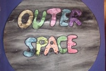 Outer Space school ideas