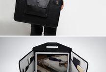 Portable wearable tech / work