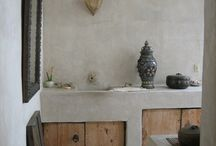 Beton in interieur