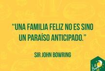 Frases / #Frases #Felicidad #Vida #Familia
