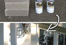 Spray paint ideas