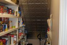 Understairs cupboard ideas