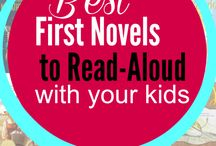 Read Aloud: Booklists and Thoughts / Booklists for the 4 to 8 yo crowd