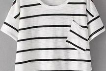 T-shirt stripe