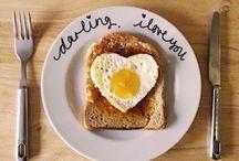 Breakfast / by Titania Jordan